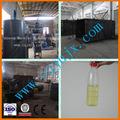 Zsa-10 moteur machine de recyclage d'huile peut changer l'huile usée de bonnes jaune, huile lubrifiante
