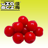 Sweet Snack Candied Red Plum