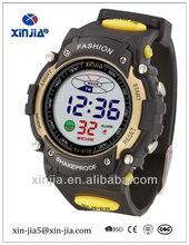 Fashion big case wrist watches, men sport watch