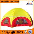 0.55mm пвх брезент надувные автоматической палатку кемпинг