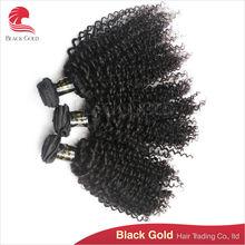 Fashion Hair Delicate colors & elegant shape 5a kinky curly 100% peruvian virgin hair