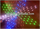 led christmas net star light
