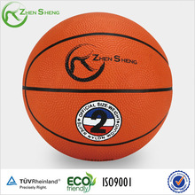 basketballs with hand print