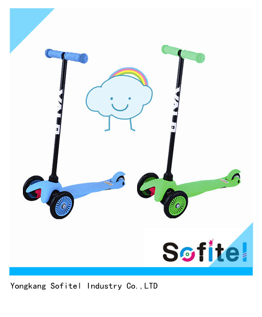 mini scooter/baby scooter for 3+ child