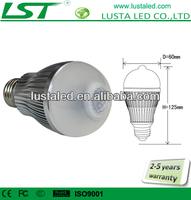 Led Bulb 360 Degree,CE Rohs Approved,Motion Sensor Led Bulb