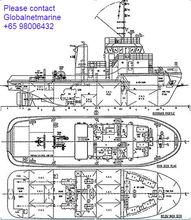 30M 2000HP TWIN SCREW TUG