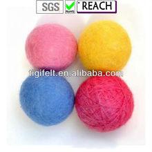 A1 Grade Christmas Decoration Wool Felt Balls