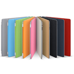 Ultral Thin Smart Leather Cover Case for ipad air with magnetic
