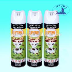 insect/cockroach/mosquito killer aerosol spray