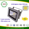 High brightness IP65 COB leds 10W led flood light