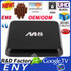 EKB318 RK3188 Quad Core android camera tv Box 2GB/8GB Google TV 5.0 MP AF