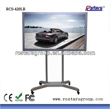 42inch touchscreen electronic information kiosk;lcd display touch screen capacitive
