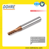 DOHRE straight shank end mill cutter cnc milling machine tool