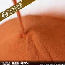 Nano copper powder for chemical materials