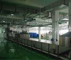 BSSJ Pasteurization line coveyor/elevator /drying machine