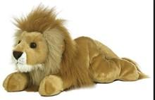 promotional gift for children plush lion stuffed animal