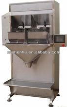 Semi-auto weighting and filling packing machine