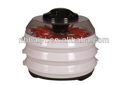 electric food dehydrator in 2013 with folding trays