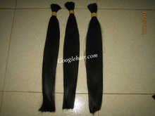 New Style Sliky Straight Natural Color Human Hair Straight Single Drawn Hair