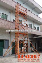 Fiberglass Scaffolding Better than H steel frame scaffolding