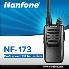 NF-173 handheld professional fm radio transmitter