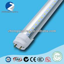 Long life span 50-60HZ 4 feet t8 led fluorescent tube lamp