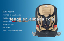 2013 hot sales child car safety seatsfor baby dolls