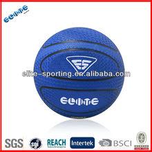 Hot sale size 7 rubber basketball promotion cheap basketball