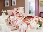 hot sale reasonable price cotton DOUBLE DUVET COVER/BEDDING SET IN GIFT BOX 3d animal prints bed sheet set
