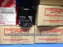 Toyota filtro de aire genuino pieza de automóvil