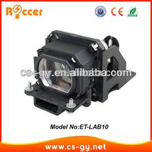 Projector lamp for PANASONIC PT-LB10 / PT-LB10E / PT-LB10NT / PT-LB10NTE - ET-LAB10 ETLAB10