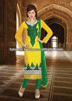 Young Lady Dress Fashion