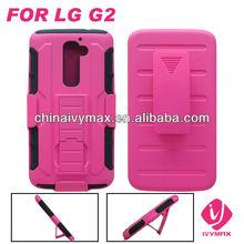 belt clip case for LG G2 cell mobile phone cases
