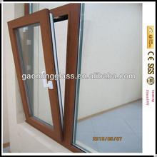 Tilt and Turn window / two ways opening window / Tilt-Turn Open Design DS-LP554