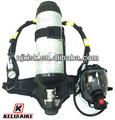 La lucha contra incendios y equipos de seguridad auto- contenida aparatos de respiración( scba)