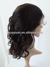 wholesale 100% virgin human hair full lace wigs