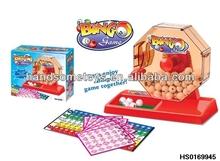 Hot Sale Lucky Bingo Play Set for kid