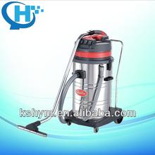 80L 3 motors industrial dry and wet vacuum cleaner