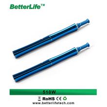 2013 new inventions slim e cigarette 510-W colored smoke cigarette wholesale uk