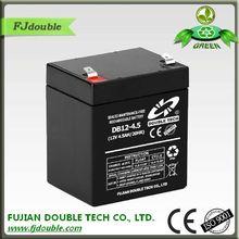 12v 4.5ah batteries for security & alarm & cctv