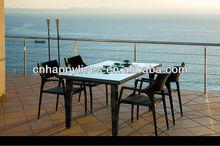 Hot Sale New Design Rattan Restaurant Furniture (HL-6189)