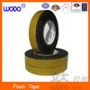 High quality adhesive foam tape, adhesive foam tape