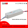 waterproof ip67 led power supply 75w led dimmable power supply