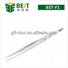 BEST-F1 Multi function stainless steel german tweezers