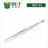 BEST-F1 Multi function stainless steel german tweezers