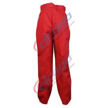 EN 11611 fire resistance welder trousers