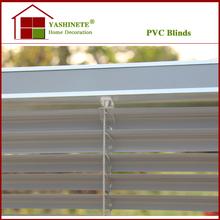 25mm pvc horizontal venetian window blinds/blind aluminum slat