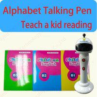 Intelligent Talking Toys OID coding English Reading Pen