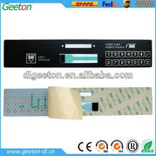 Tactile Membrane Keyboard beleuchtete tastatur
