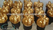 Diamond PDC rock bit/6blades PDC drill bit/oil well drilling bit of Hight quality